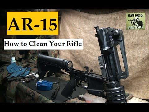 How to Clean the AR 15 / M4 Carbine Loading that magazine is a pain! Get your Magazine speedloader today! http://www.amazon.com/shops/raeind