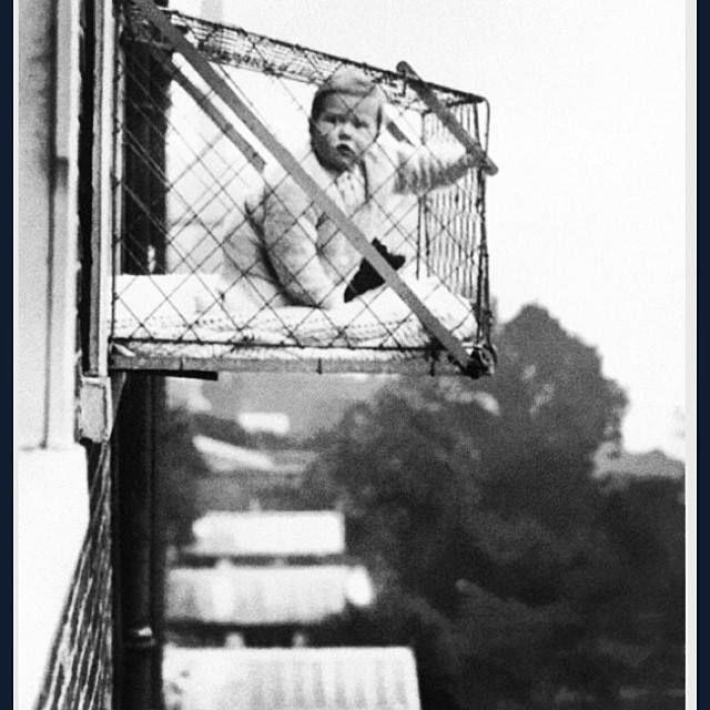Really Baby Cages They Were For Apartment Residents That Felt