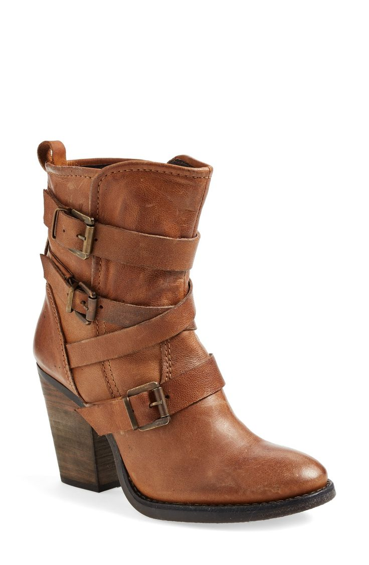 Steve Madden 'Yale' Belted Boot (Women) available at Oh Man! I love these  but usually Steve Madden shoes/boots can be purchased for way less than  that.