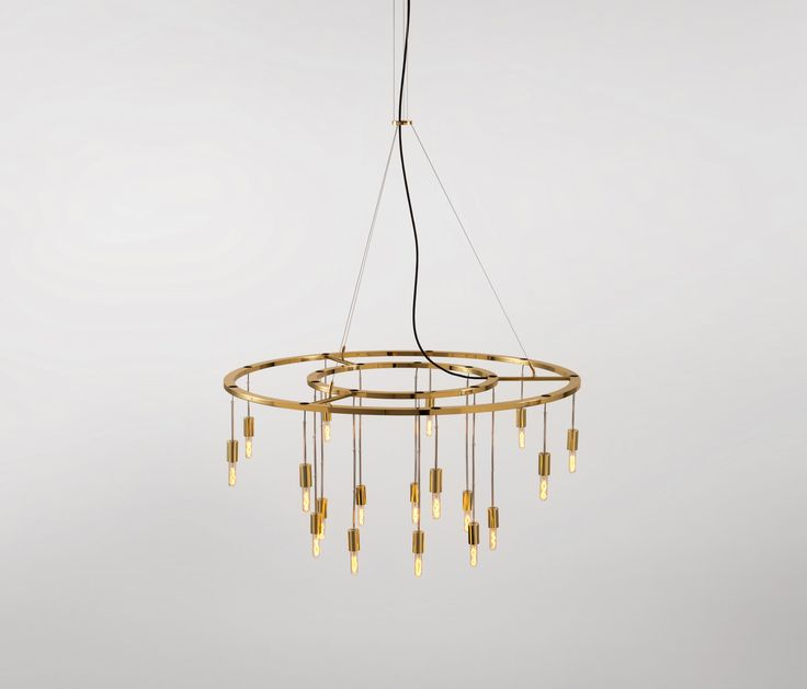 VAGHE STELLE | PENDANT LAMP - Designer Ceiling suspended chandeliers from Santa & Cole ✓ all information ✓ high-resolution images ✓ CADs ✓..