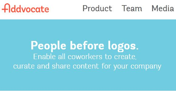 Addvocate is a social sharing platform for employees, which enables them to create, curate and share content for their organization. Employe...