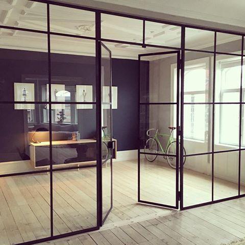 die besten 25 industrie stil home offices ideen auf