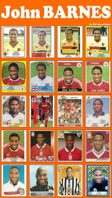 Happy 50th Birthday John Barnes. #LFC #Digger
