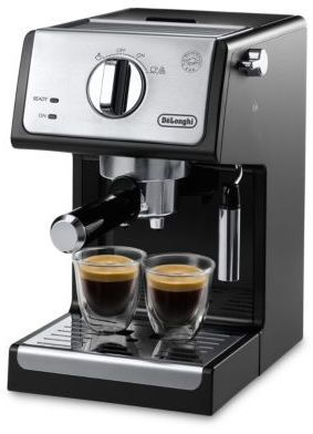 Espresso and Cappuccino Machine for all your extra shot needs #aff