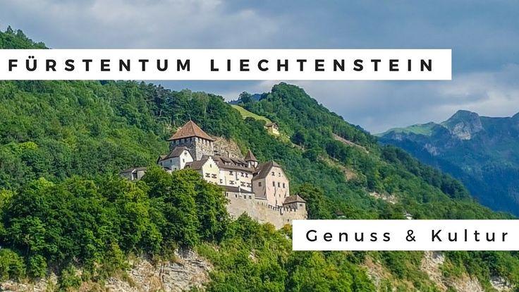 Fürstentum Liechtenstein für Genießer
