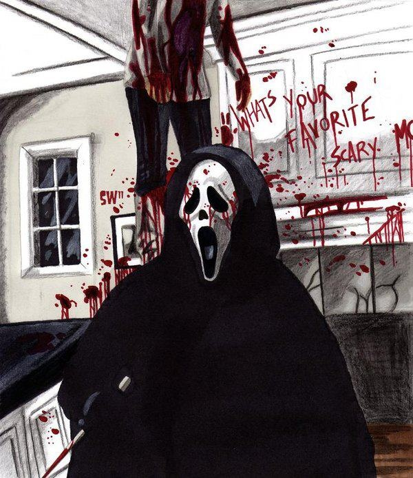 #scream #horror #movies