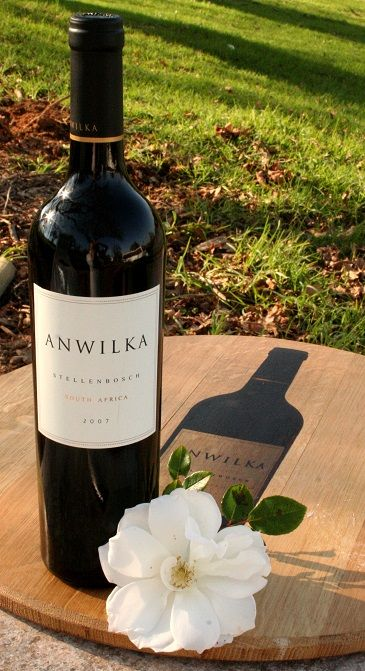 Did you know that Anwilka is a joint venture between two internationally well-known Bordeaux wine personalities and Klein Constantia?