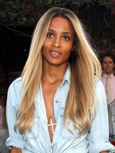 25 gorgeous ciara blonde hair ideas on pinterest balayage hair celebrity beauty celebs without makeup urmus Choice Image