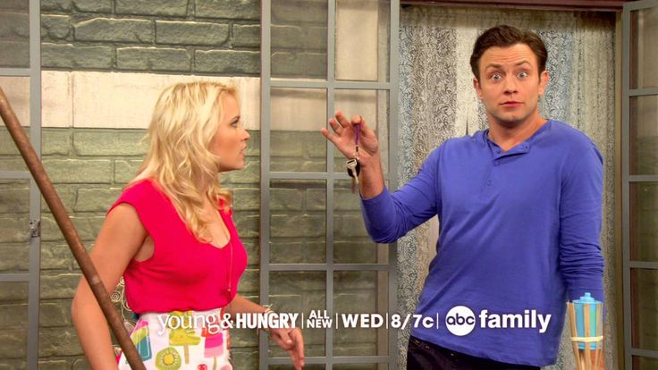 Young & Hungry - ALL NEW August 13 at 8/7c | Official Preview | We can't wait to see it next week!