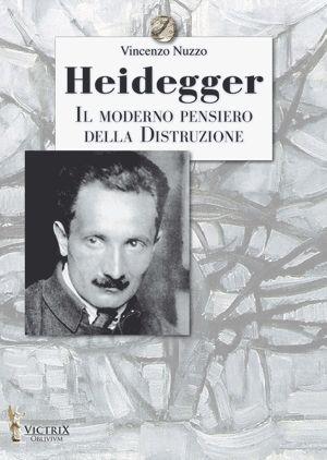 """Heidegger è oggi un filosofo glorificato quale pietra miliare dell'intero pensiero umano, per il fatto di aver ricostruito la """"storia dell'essere"""" riportando così l'intero Occidente alle sue vere origini. È stato così che colui che era stato esecrato come l'ideologo del nazismo, divenne poi il guru ed idolo del più oltranzista e disinibito pensiero accademico anti-religioso, ultra-progressista, iconoclastico, riduzionista ed immanentista."""