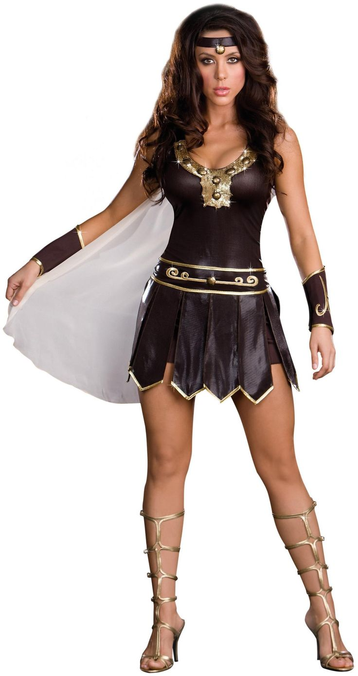 Home gt gt cleopatra costumes gt gt jewel of the nile egyptian adult - Women S Babe A Lonian Warrior Woman Adult Costume Brown Large For Halloween