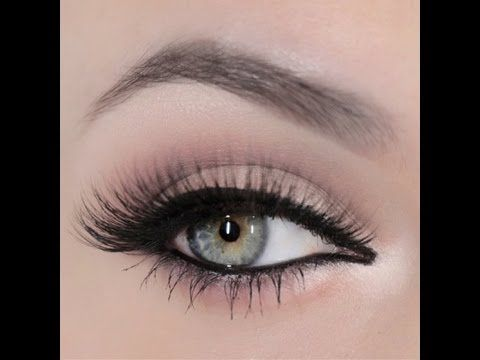 Neutral Eye Look - YouTube