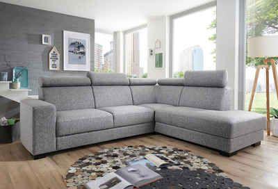 Atlantic Home Collection Polsterecke    #couch #sofa #ecksofa #polsterecke #wohnzimmer #inspo #interior #einrichtung #polstermöbel #möbel #schlafsofa