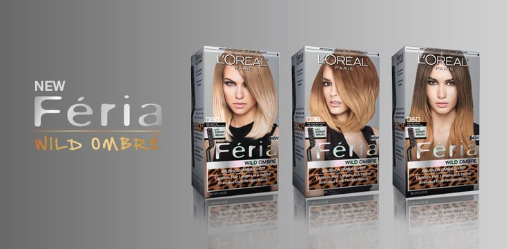 Pictures: Loreal Feria Hair Color Chart - http://haircolorideasforyou.com/loreal-feria-hair-color-chart
