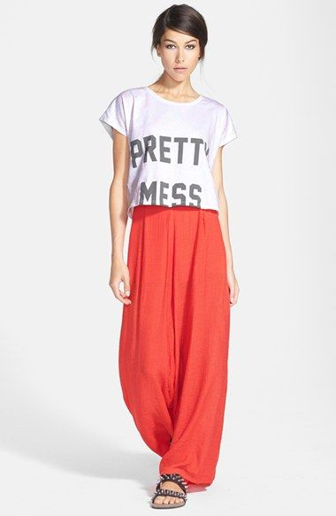 seriously loving these palazzo pants from @Nordstrom