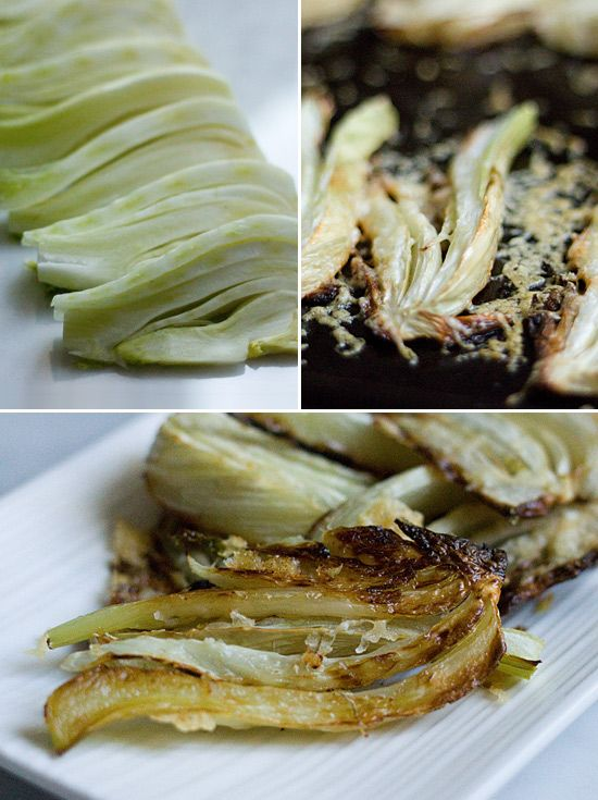 Caramelized Roasted Fennel with Fennel Seeds // Health