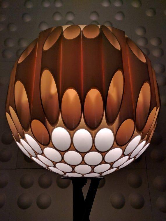 Rougier Tube Lamp A Modern Recreation Of Rare Star Trek Prop Etsy In 2020 Tube Lamp Lamp Mushroom Lamp