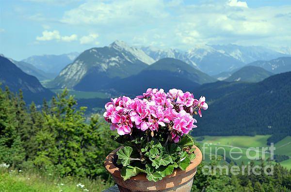 The Leutasch area - Olympic Region Seefeld, North Tirol, Austria.