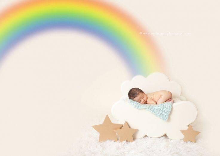 Rainbow baby photography, rainbow baby photos, rainbow baby, Emily Crump Photography