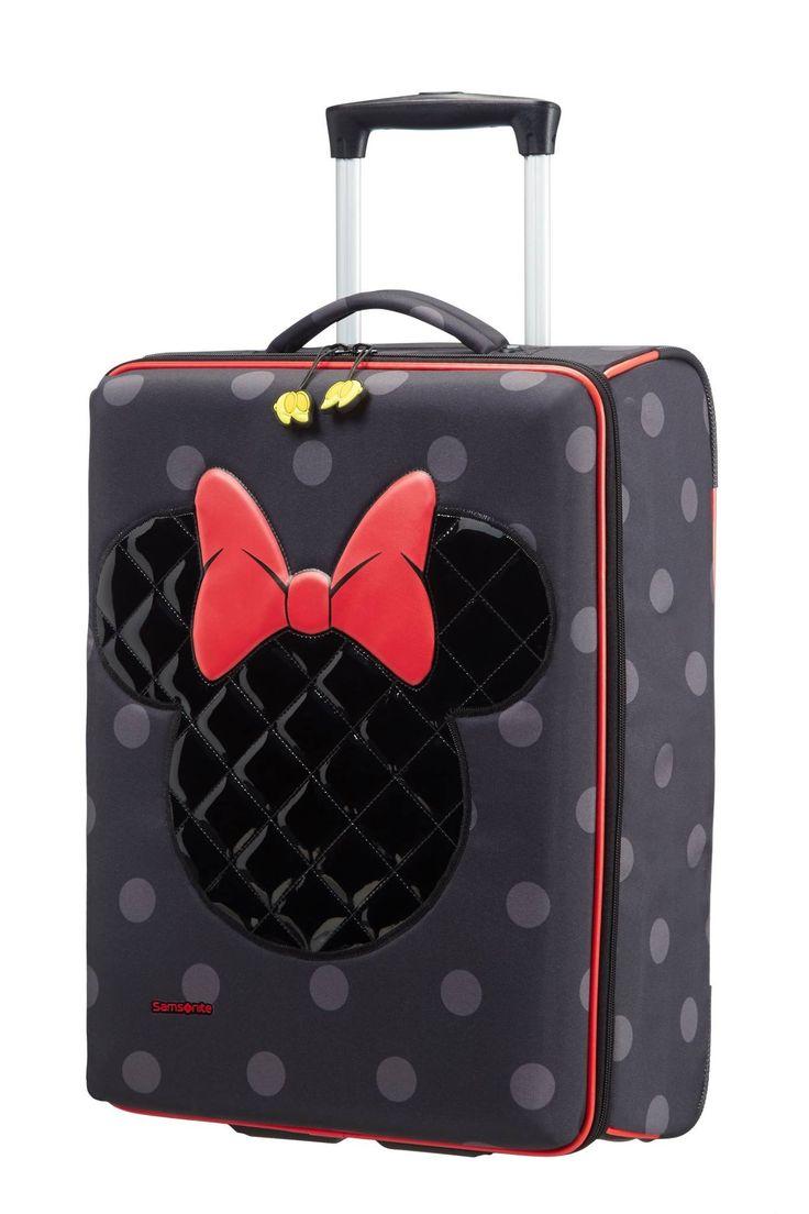 Minnie Mouse suitcase