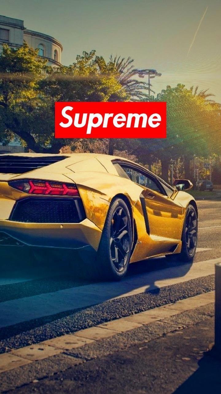 Supreme Lamborghini Supreme Iphone Wallpaper Supreme Wallpaper Supreme Wallpaper Hd