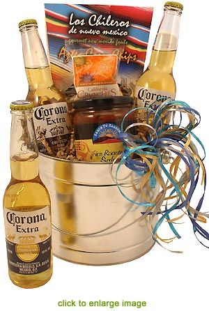 fathers day beer basket - Google Search