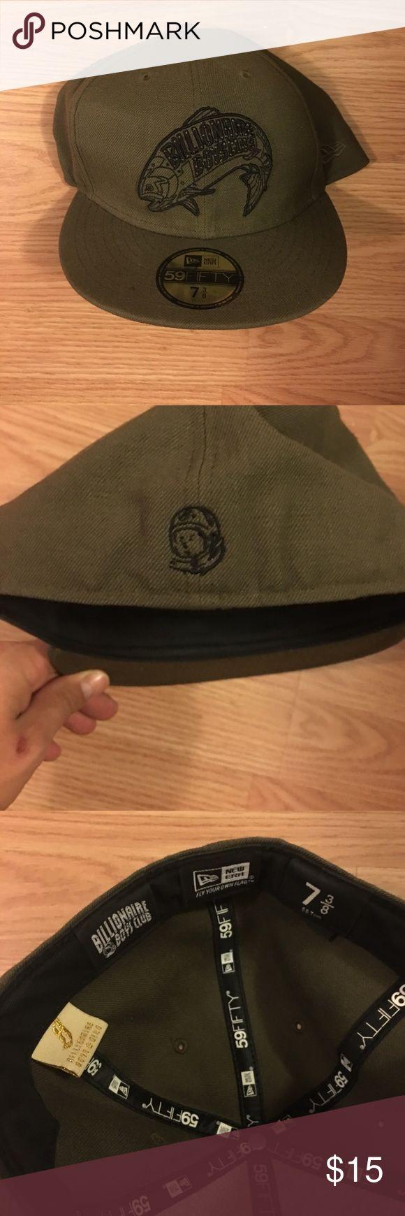 Billionaire Boys Club Hat 7 3/8 Fresh BBC cap Billionaire Boys Club Accessories Hats