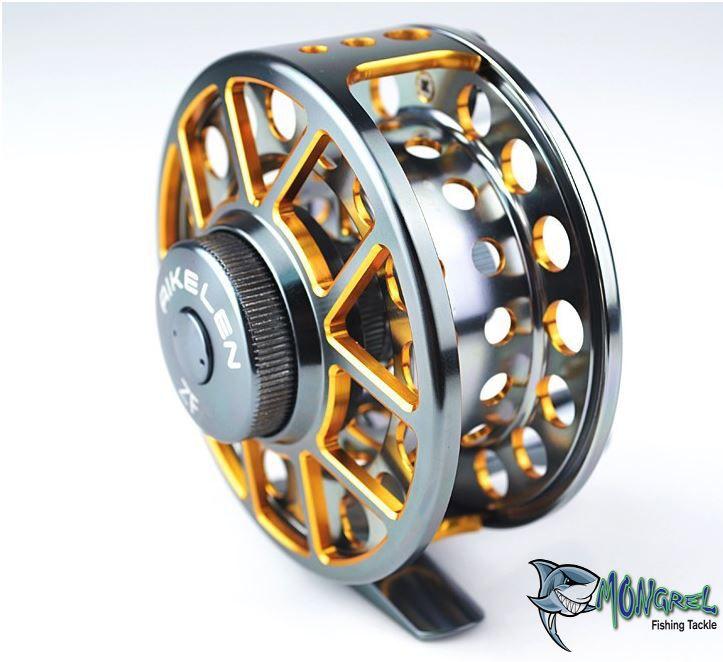 Aluminium Fly Fishing Reel #10/12, $85.50