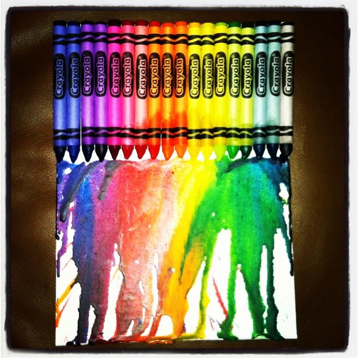 Crayola crafts: fun, easy & decorative!!