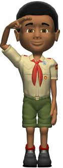 Image result for boy scout salute image