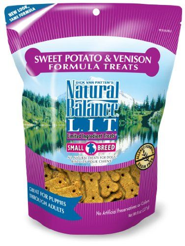Taste Of The Wild Dog Treats Small Bags