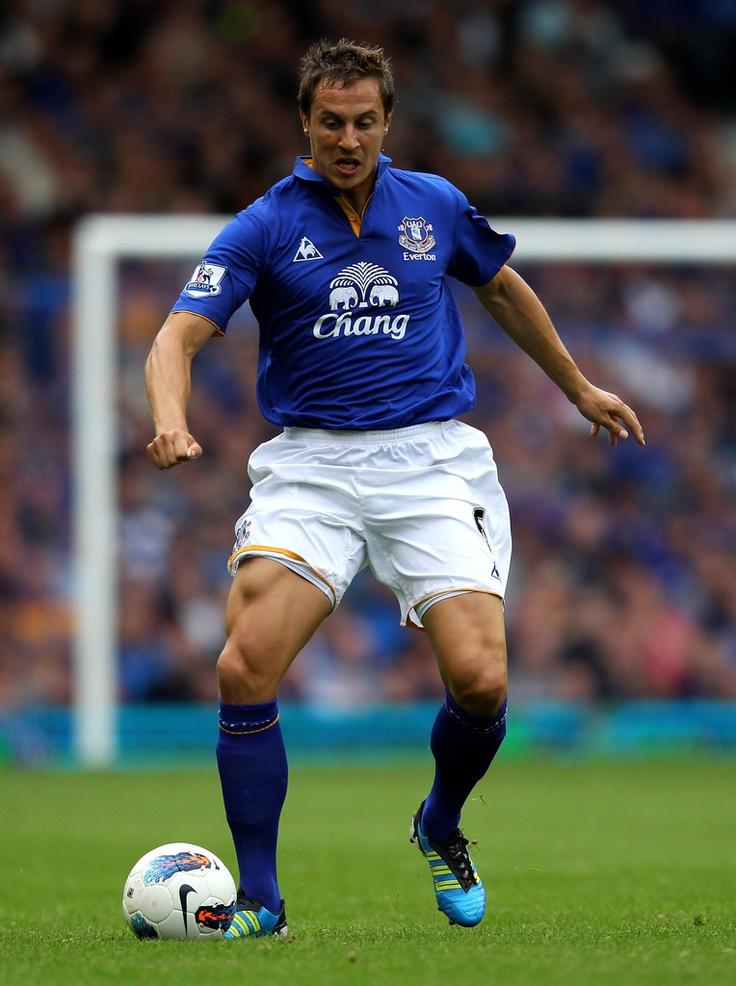Phil Jagielka - Everton (Inghilterra)