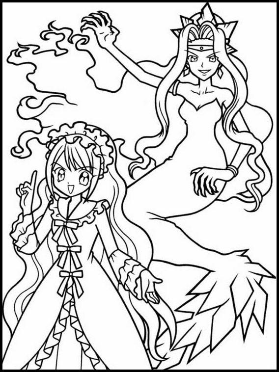 Mermaid Melody 10 Ausmalbilder Fur Kinder Malvorlagen Zum Ausdrucken Und Ausmalen Malvorlagen Malvorlagen Gratis Ausmalbilder