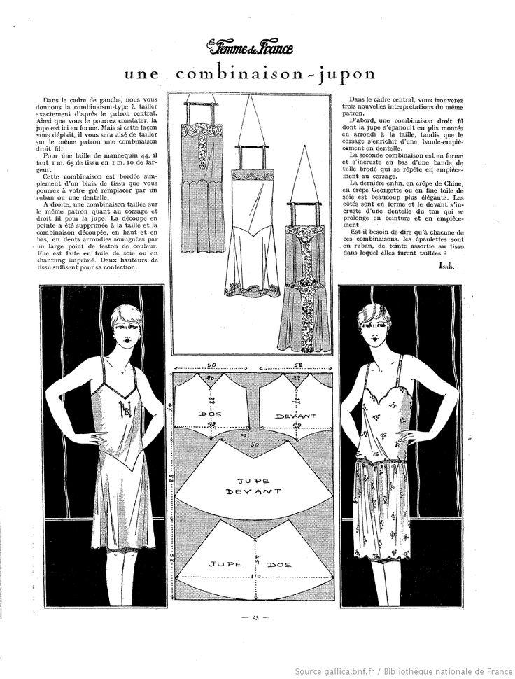 La Femme de France 1927