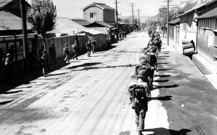 Korean War Images