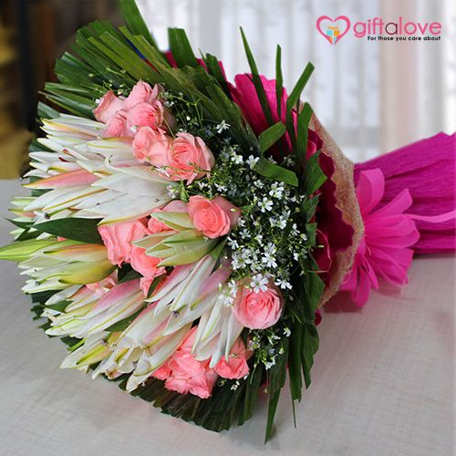 Giftalove.com is Helping to Blend Warmth in the Relationships with its Same Day Flower Delivery Service