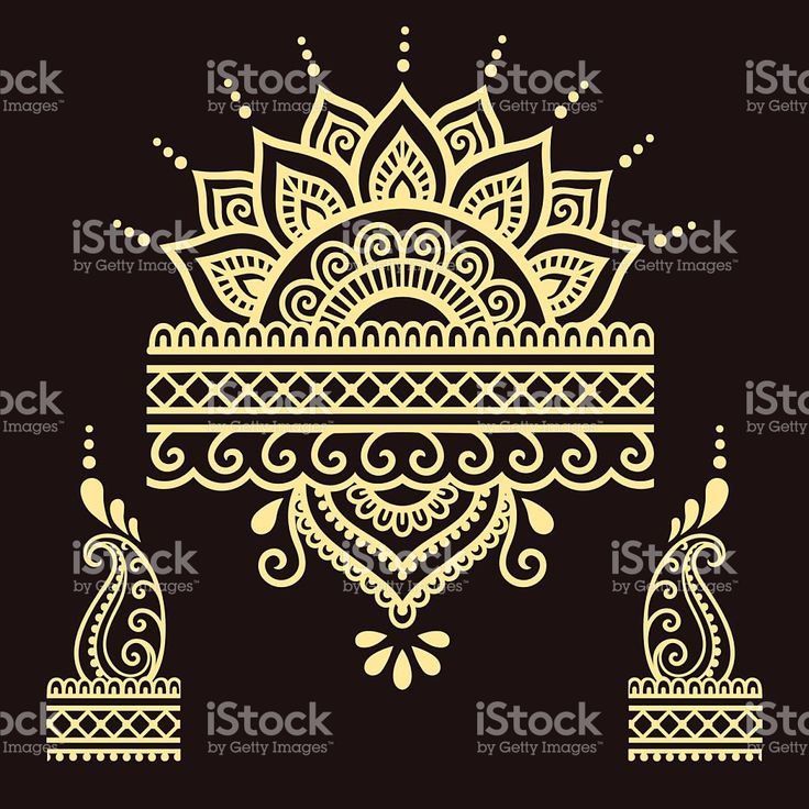 henna tattoo flower template mehndi tattoo art. Black Bedroom Furniture Sets. Home Design Ideas