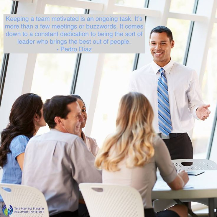 Workplace mental health tips by Pedro Diaz, The Mental Health Recovery Institute