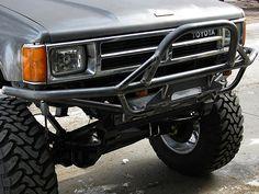 Tube Front Bumper Toyota Truck/4runner (1984-1995)