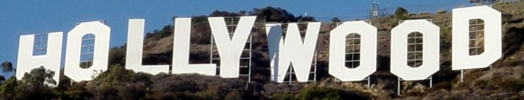The famed Hollywood sign, up close and personal (taken during an ISPR - International Society for Paranormal Research) investigation of a home in the shadow of the Hollywood Sign.