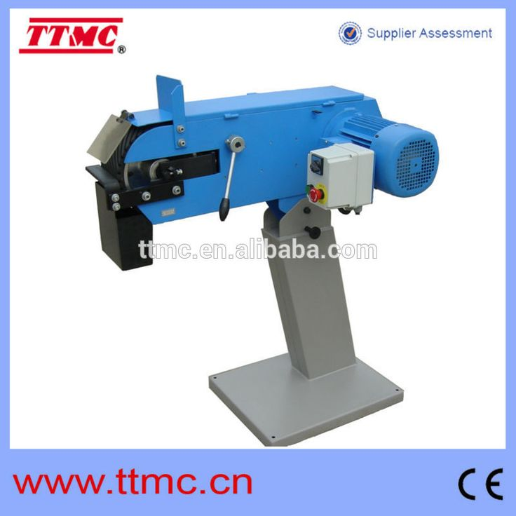 (S-150) Belt Grinder, Metal Polishing Machine