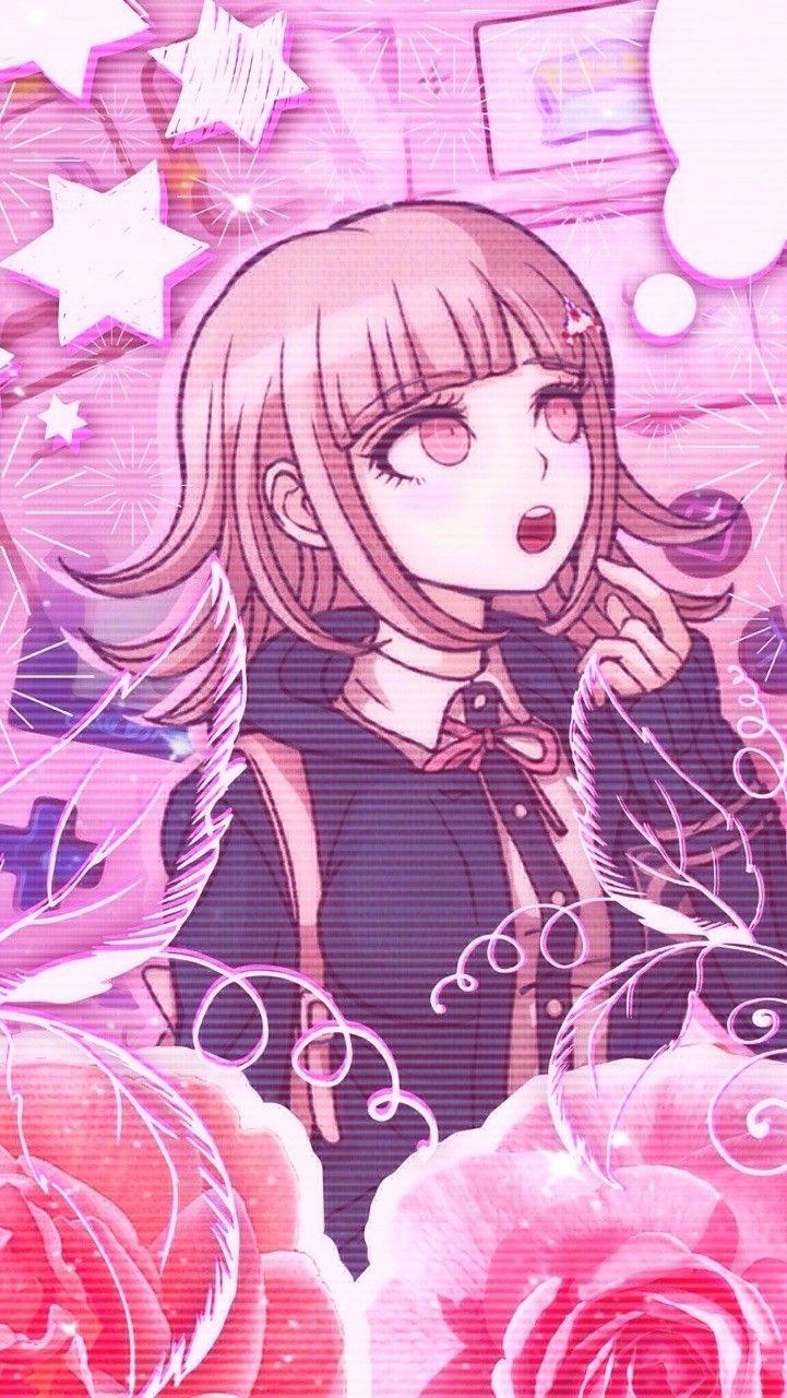 Chiaki Nanami Wallpaper Anime Wallpaper Anime Wallpaper Iphone Danganronpa