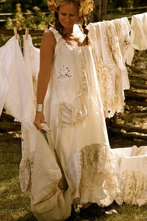 MP OAK lace dress