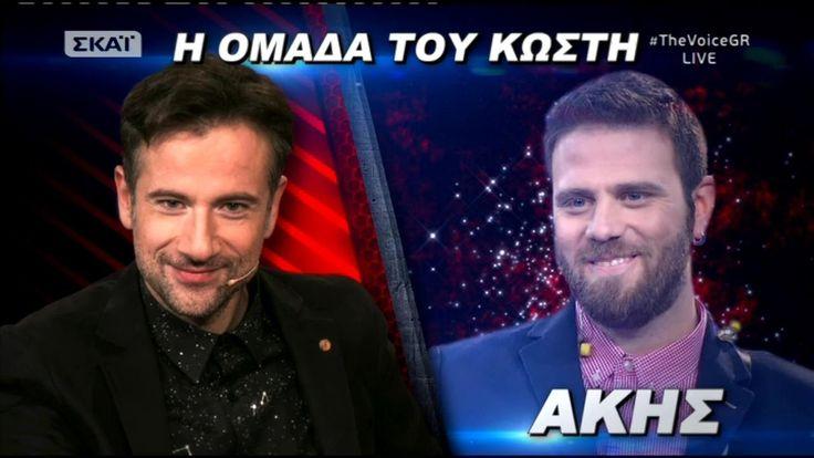 The Voice of Greece 3 | Τελικος - Ακης Κακαγης...2/3/2017