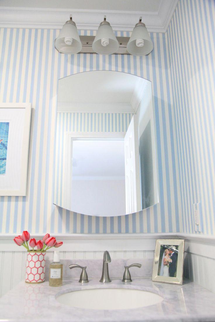 17 best Powder Room / Half Bath images on Pinterest   Bathrooms ...