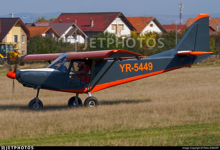 Reg: YR-5449 photos Aircraft: ICP MXP-740 Savannah Airline: Private