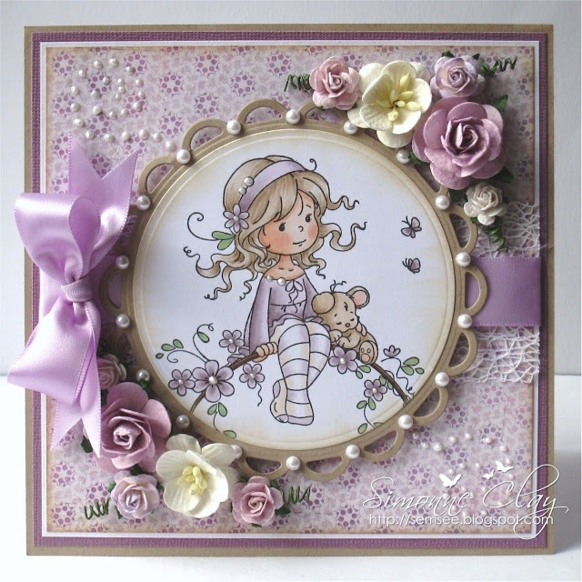 Wee Stamps' Sweet Blossom