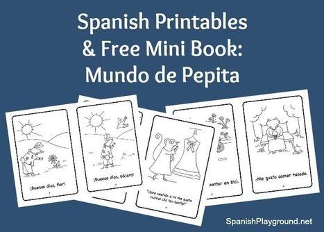 27 best Spanish Printable Books images on Pinterest | Spanish ...