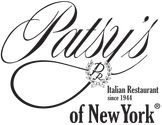 Patsy's Italian Restaurant NYC OWNED AND OPERATED BY THE SCOGNAMILLO FAMILY SINCE 1944