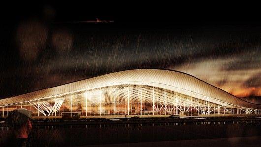Complexo Terminal de Passageiros 3 Aeroporto de Guarulhos / Biselli + Katchborian Arquitetos - GPA Arquitetura e PJJ Malucelli Arquitetura (3)